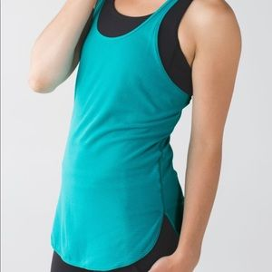 lululemon athletica Tops - Lululemon What the sport singlet